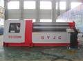 Four Roller Bending Machine