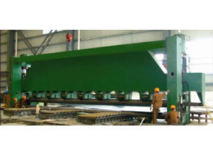 Steel Plate Bending Machine for Marine