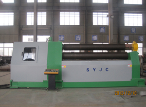 Arc Adjust Plate Rolling Machine